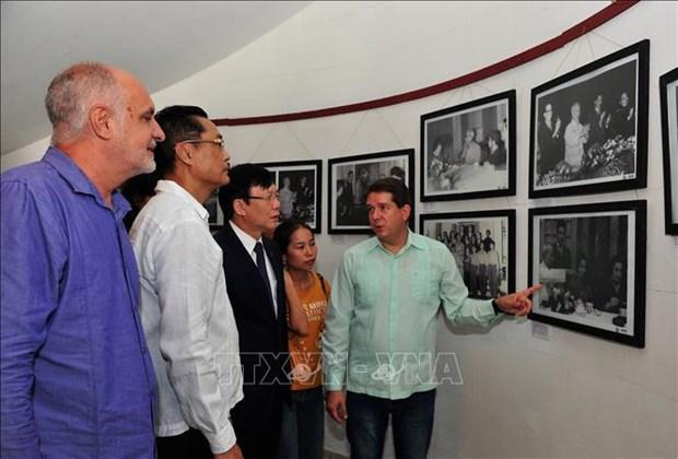 越南与古巴加强新闻领域合作 hinh anh 2
