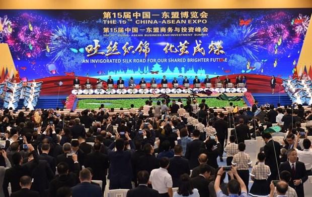 CAEXPO为建设稳健发展的东盟—中国共同体做出贡献 hinh anh 2