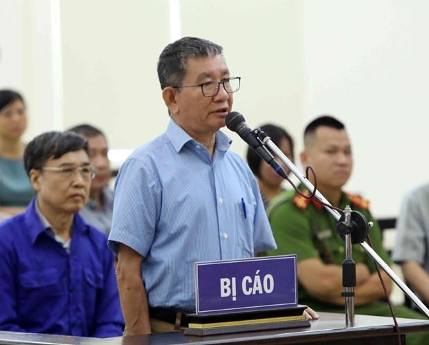 原越南社会保险领导违法发放贷款 给国家造成经济损失近1.7万亿越盾 hinh anh 2
