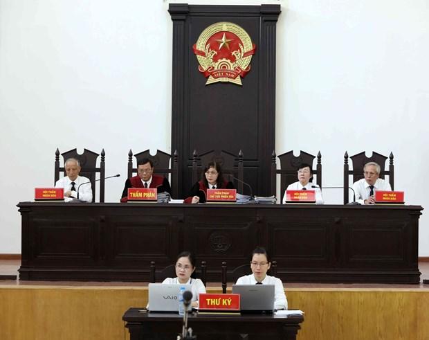 原越南社会保险领导违法发放贷款 给国家造成经济损失近1.7万亿越盾 hinh anh 1