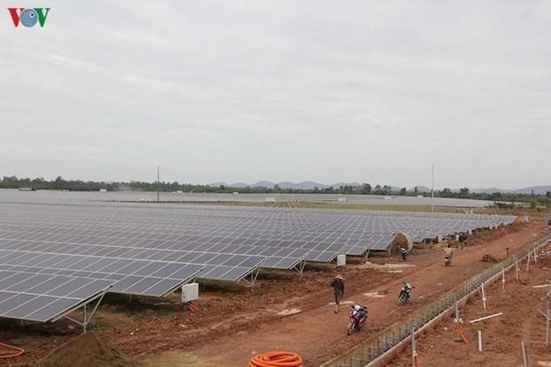 加快发展越南可再生能源 hinh anh 1