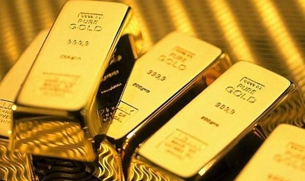 9月19日越南黄金价格下调10万越盾 hinh anh 1
