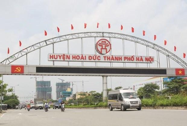 河内市力争2030年新农村建设标准达标县、乡100% hinh anh 1