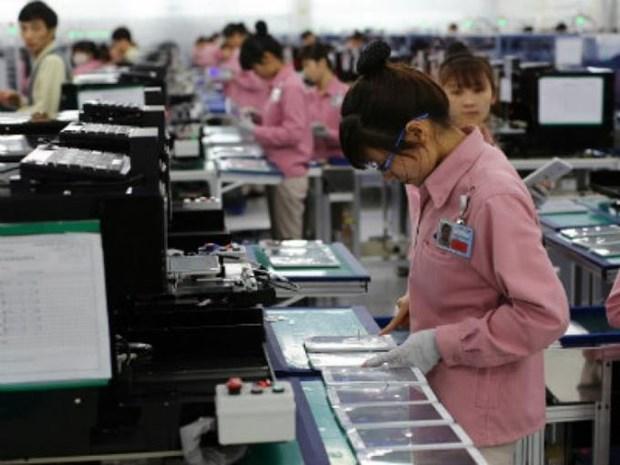 手机和零部件仍是越南向韩国出口最多的商品 hinh anh 1