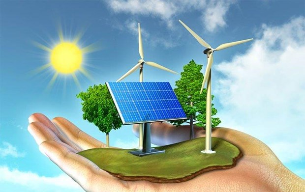 绿色金融向可再生能源发力 hinh anh 2