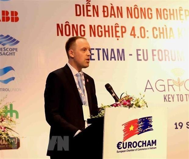 越南努力加大对欧盟市场农产品的出口力度 hinh anh 3