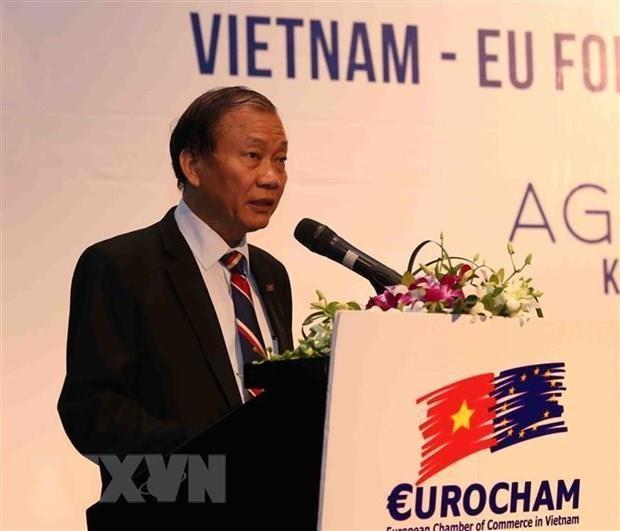 越南努力加大对欧盟市场农产品的出口力度 hinh anh 2