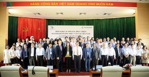 越南加强水文气象领域的发展伙伴关系 hinh anh 2