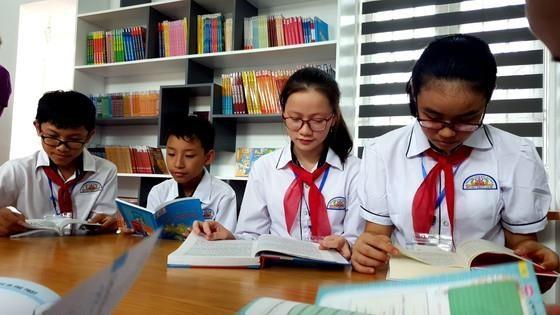 韩国继续援助越南开展图书馆建设项目 hinh anh 2