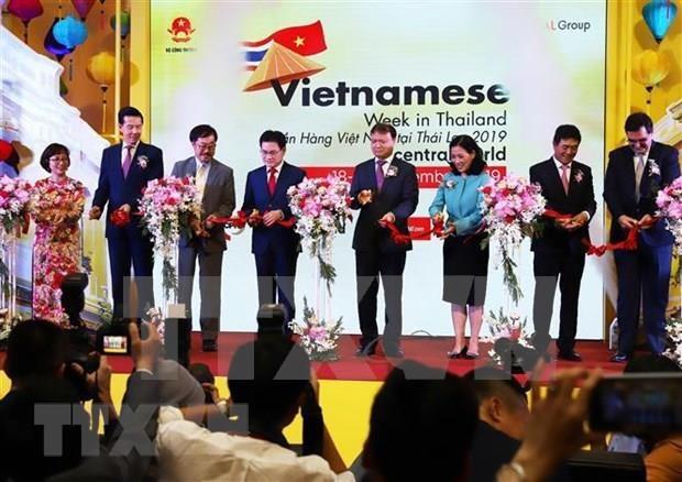 越南商品进军泰国市场的机会 hinh anh 1