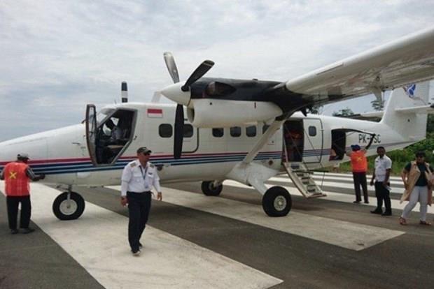 印尼开展搜寻失踪飞机的行动 hinh anh 1