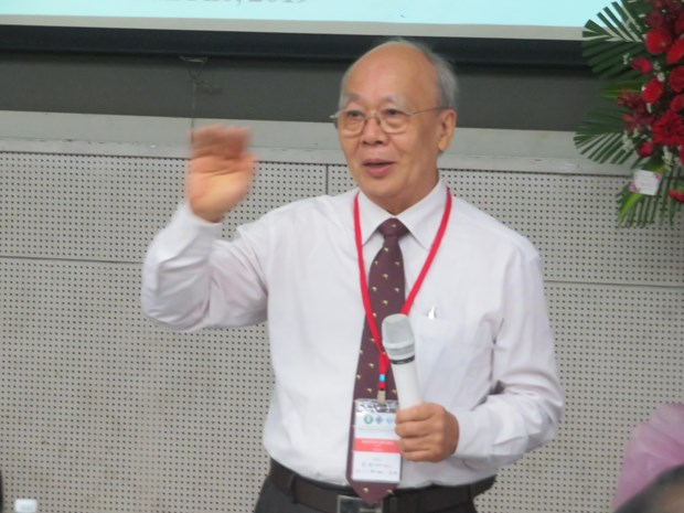 2019年第二届环境与畜牧国际学术研讨会在芹苴举行 hinh anh 2