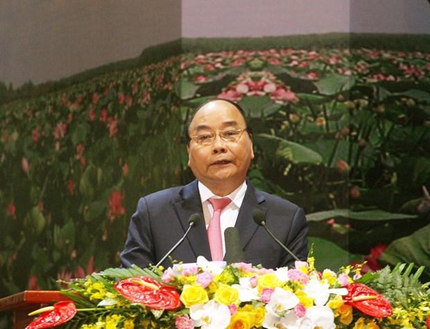 越南祖国阵线第九次全国代表大会今日开幕 hinh anh 4