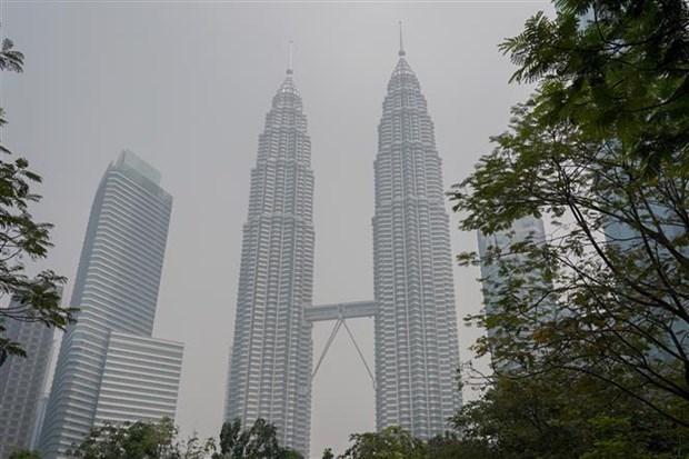 雾霾污染严重影响马来西亚、新加坡等东南亚国家 hinh anh 1