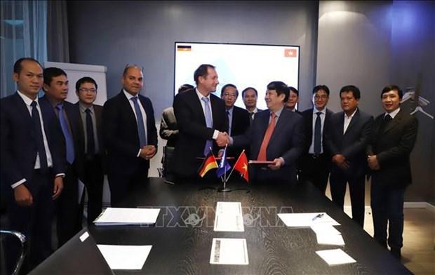 广平省呼吁德国企业投资清洁能源行业 hinh anh 1