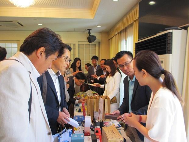 越南承诺为日本投资商提供便利条件 hinh anh 2