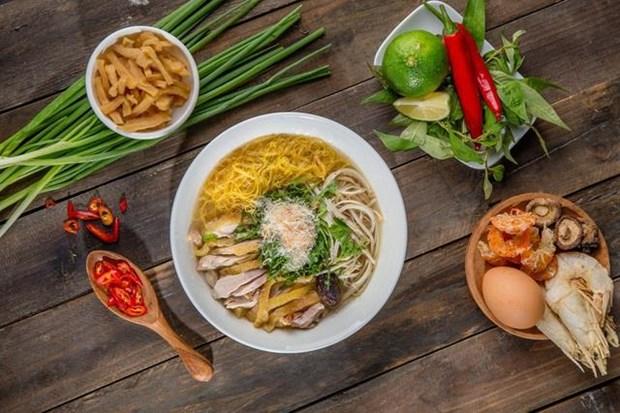 越南向国际友人推广饮食文化 hinh anh 1