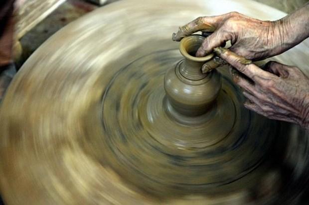 清河陶瓷手工艺业列入国家级非物资文化遗产名录 hinh anh 1