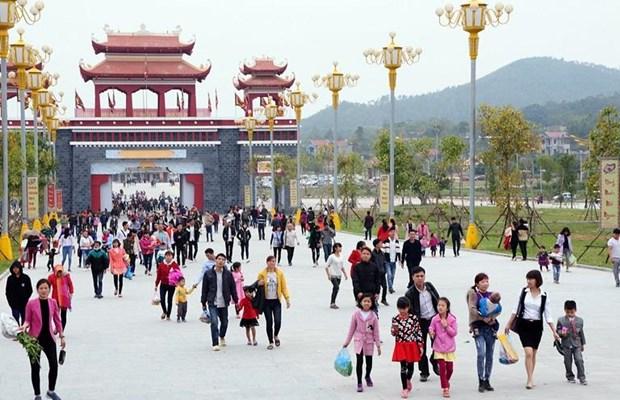 今年前9月永福省接待游客量达460万人次 hinh anh 1