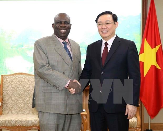 王廷惠副总理:进一步加强越南与南非和尼日利亚之间的关系 hinh anh 2