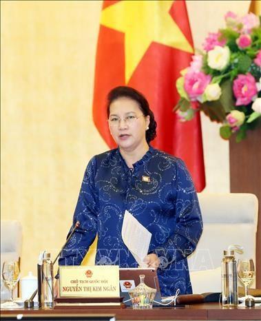 越南国会常委会第37次会议落幕 hinh anh 1