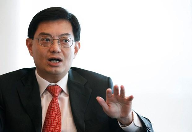 新加坡峰会:连接亚洲和世界 hinh anh 1