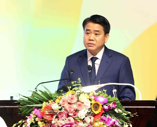 阮春福:新农村建设是推进首都农村地区全面发展的一股风 hinh anh 1