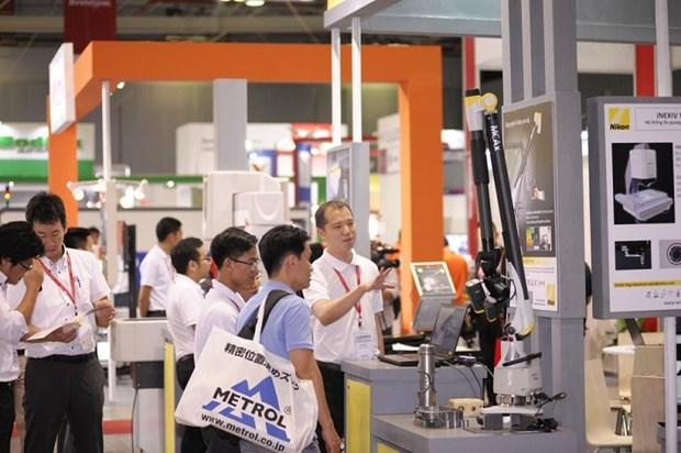 2019年越南河内国际精密工程、机床及金属加工展览会将于10月举行 hinh anh 1