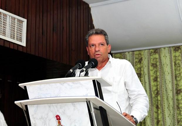 关于胡志明主席与古巴领袖菲德尔·卡斯特罗思想价值的学术研讨会在哈瓦那举行 hinh anh 2