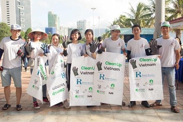 亚洲人民携起手来,让世界更加清洁 hinh anh 2