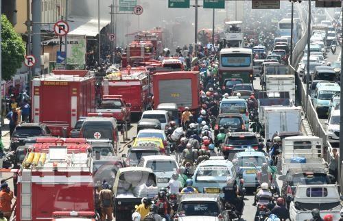 印尼启用电子驾驶证 hinh anh 1