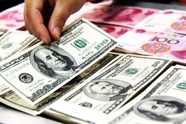 9月23日越盾对美元汇率中间价下调5越盾 hinh anh 1