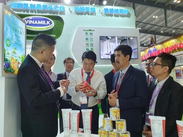 越南乳制品走出国门 远销世界 hinh anh 1