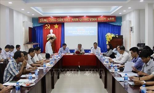 安江省促进稻米销售合作和连接 hinh anh 1