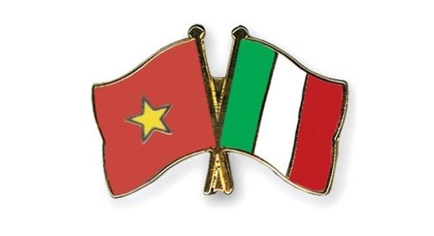 越南对意大利贸易顺差猛增 hinh anh 1