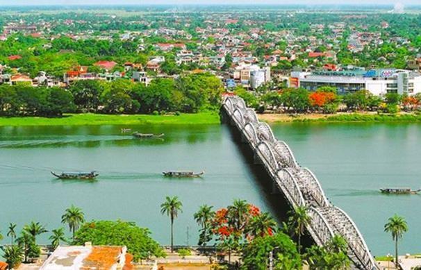 顺化市将扩展面积 建设成为中央直辖市的遗产城市 hinh anh 1