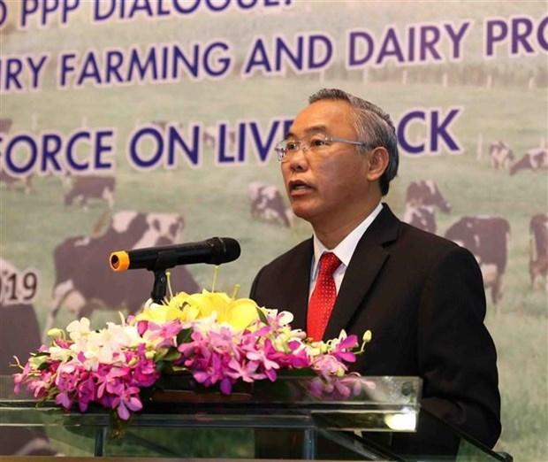 越南奶牛养殖业发展潜力巨大 hinh anh 2