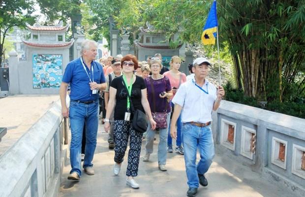 9·27世界旅游日:越南旅游领域的就业潜力巨大 hinh anh 1