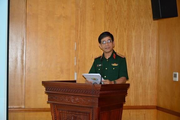 越南为2020年亚太维和训练中心联盟年会作出积极准备 hinh anh 1