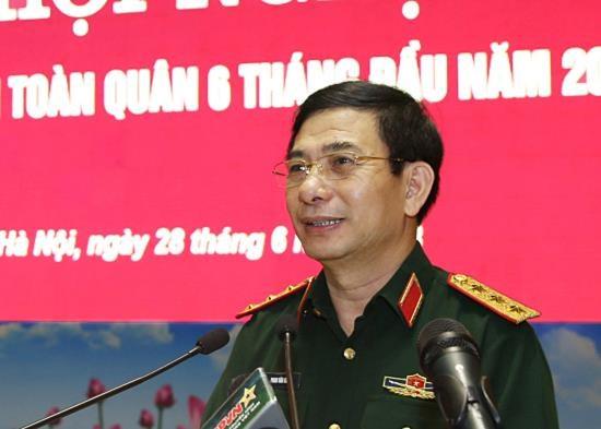 越南人民军高级军事代表团对缅甸进行正式访问 hinh anh 1