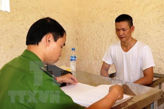 河静省:两个网络足球赌博团伙被端掉 涉及赌资超3万亿越盾 hinh anh 1