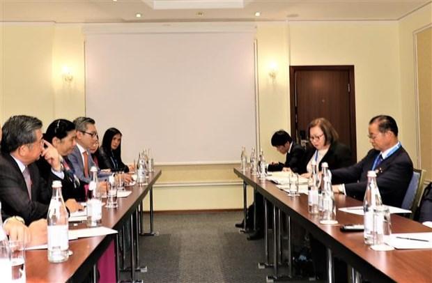 越南国会与欧亚各国议会加强合作 hinh anh 3
