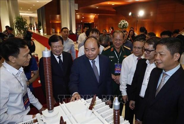 阮春福总理:为机械企业创造发展空间 hinh anh 2