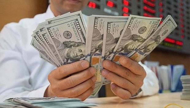 9月25日越盾对美元汇率中间价下调5越盾 hinh anh 1
