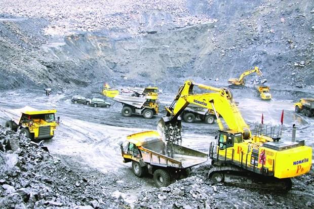 今年前9月越南煤炭矿产工业集团煤炭销售量可达3400多万吨 hinh anh 1