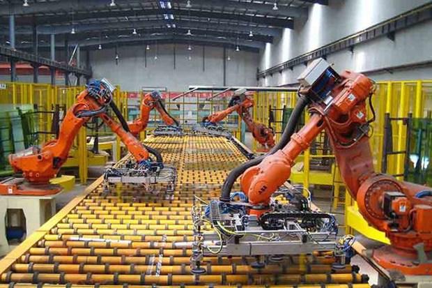 越南机器人应用潜力巨大 hinh anh 1