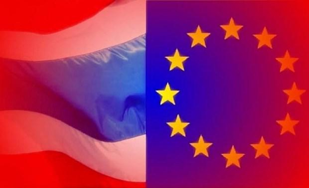 泰国与欧盟即将重启FTA谈判 hinh anh 1