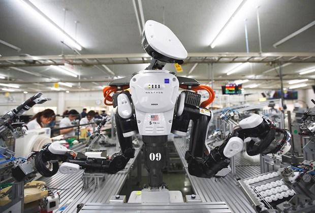 越南机器人应用潜力巨大 hinh anh 2