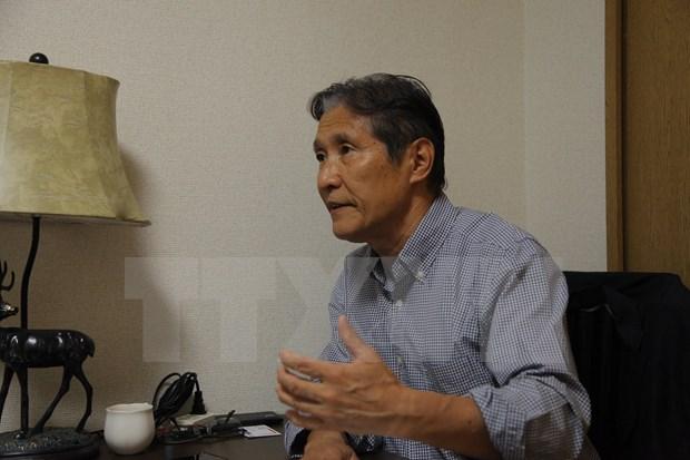 日本专家:中国在东海的单方行为严重违反1982年《联合国海洋法公约》 hinh anh 1
