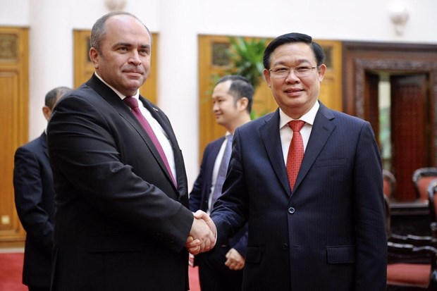 越南与白俄罗斯进一步加强经贸投资合作 hinh anh 1